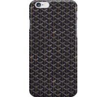 Goyard Paris Black iPhone Case/Skin
