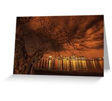 Gold doesn't grow on trees Greeting Card