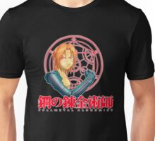 Edward Elric FMA Shirt Unisex T-Shirt