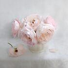 Bouquet of Pastel June Roses #2 by LouiseK