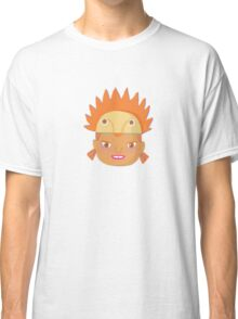 Kids With Animal Beanie - Lion Classic T-Shirt