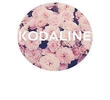 Kodaline Rose Circle Photographic Print
