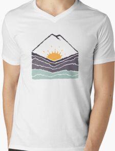 Good Morning Mens V-Neck T-Shirt