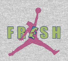 Fresh Prince Jump Man by Rob Delz