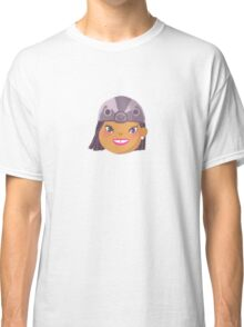 Kids With Animal Beanie - Penguin Classic T-Shirt