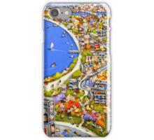 Riverside inspiration iPhone Case/Skin