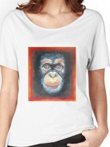 Chimp Chump Women's Relaxed Fit T-Shirt