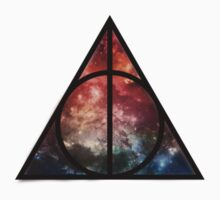 Deathly Hallows Galaxy by Rob Delz