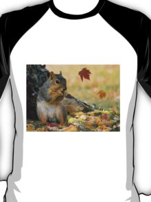 Autumn Squirrel T-Shirt