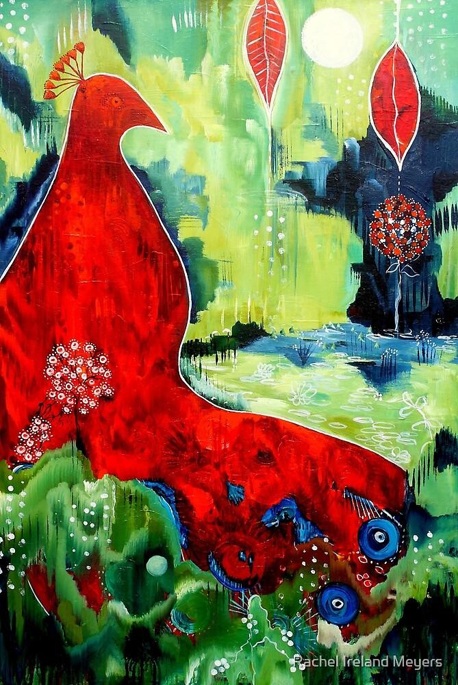 """Nature's Supermodel"" by Rachel Ireland-Meyers"
