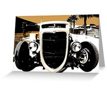 '32 Ratrod Truck Greeting Card