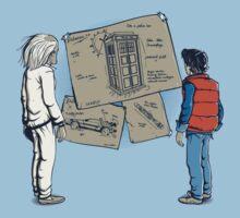 Delorean Box Kids Clothes