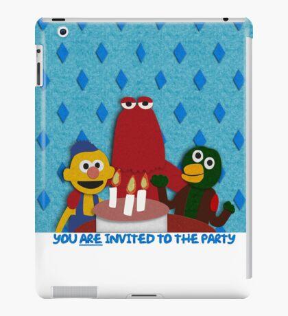 DHMIS 6 - Party Don't Hug Me I'm Scared iPad Case/Skin