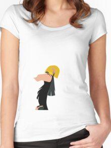 Kuzco Women's Fitted Scoop T-Shirt