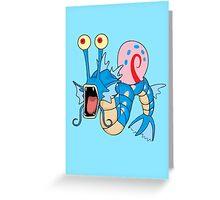 Garydos Greeting Card