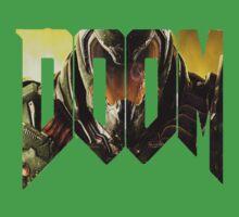Doom Marine 2016 One Piece - Short Sleeve