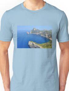 Cliffs of Formentor Unisex T-Shirt