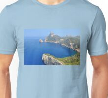 Cliffs of Formentor Unisex T-Shirt