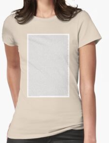 Bee Movie Full Script Womens Fitted T-Shirt