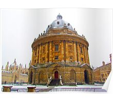 Radcliffe Camera, Oxford Poster