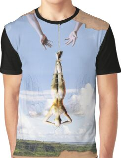Tarot - Moon Graphic T-Shirt