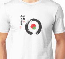 巻き寿司 円相 Unisex T-Shirt