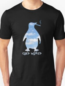Cold World (Disguise The Limit) Unisex T-Shirt