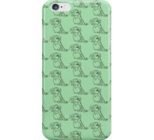 Pat Dygoona Doona (Double Pats) iPhone Case/Skin