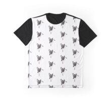 Lola Montez Dancing Her Spider Dance Graphic T-Shirt