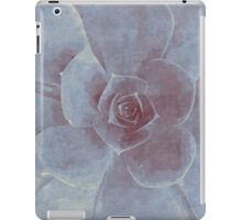 Watercolor Succulent iPad Case/Skin