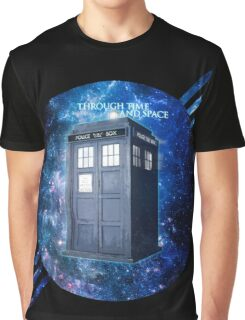 THROUGH TIME AND SPACE 3  Graphic T-Shirt