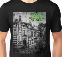 Official SINOCCHIO Mysterious mansion tshirt Unisex T-Shirt
