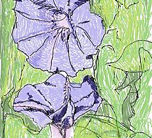 Morning Glories 7/31/14 by bmatlin