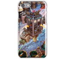 Tardis Battle iPhone Case/Skin