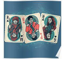 Harry's Poker Poster