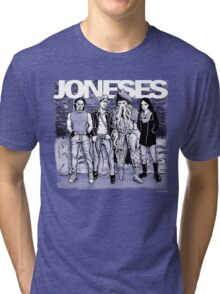 The Joneses Tri-blend T-Shirt