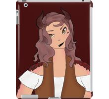 Grinning Dragon iPad Case/Skin