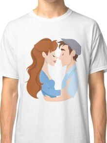 I Will Shower You With Flowers Classic T-Shirt