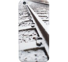 Ears on the track iPhone Case/Skin