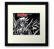An S-Class Mage of the Fairy Tail Guild Framed Print