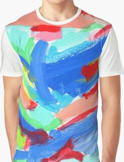 WHAT COLOR OF SKY DID YOU LIKE WHEN YOU WERE KIDS? by Lenna Graphic T-Shirt