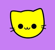 Kawaii Kitty Cats 2048 - tile 4 by tankdodger