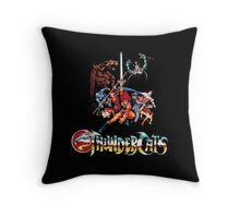 Thundercats 2 Throw Pillow