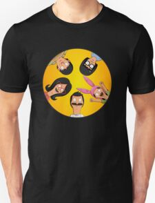 Bob's Burgers Circle Yellow Unisex T-Shirt