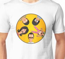 Bob's Burgers Circle Yellow Unisex T-Shirt