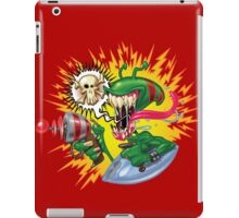 ...It's pretty easy being green (with the right firepower) iPad Case/Skin