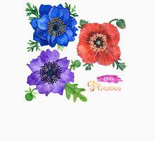 I Love Flowers Unisex T-Shirt