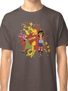 Louise and Tina Sauce Classic T-Shirt
