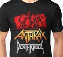 Kar02 SLAYER With ANTHRAX & Death Angel Tour 2016 Unisex T-Shirt