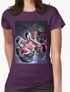 Kid Icarus: Uprising - Pit vs. Hades Womens Fitted T-Shirt